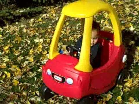 Folkekære Little Tikes Cozy Coupe - YouTube JR-93