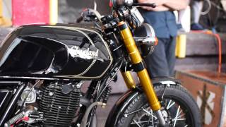 2015 Cleveland CycleWerks Homecoming & North American Misfit Gen II Launch