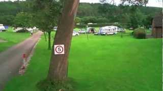 Clent Hills Camping and Caravan Club Site