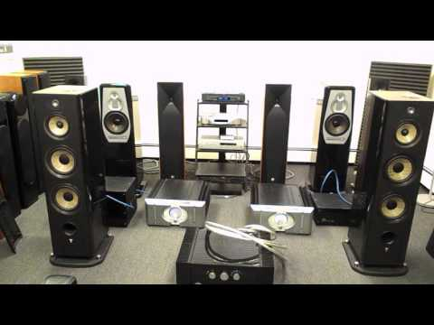 Focal Aria 948, after 120 hours from new  | FunnyCat TV
