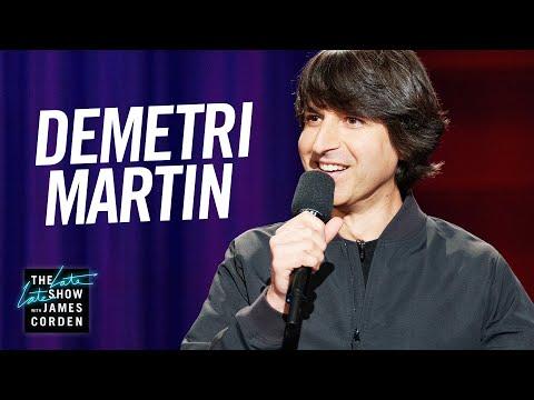 Demetri Martin Stand-up