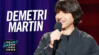 Demetri Martin Stand-up