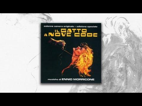 Ennio Morricone - Dario Argento The Cat o'Nine Tails (Il Gatto A Nove Code) 1971 Soundtrack Full HD