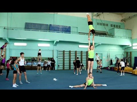 #ПроСпорт. Спортивная акробатика (15.03.2016)