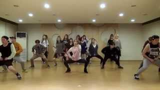 4minute 오늘 뭐해 whatcha doin today choreography practice video