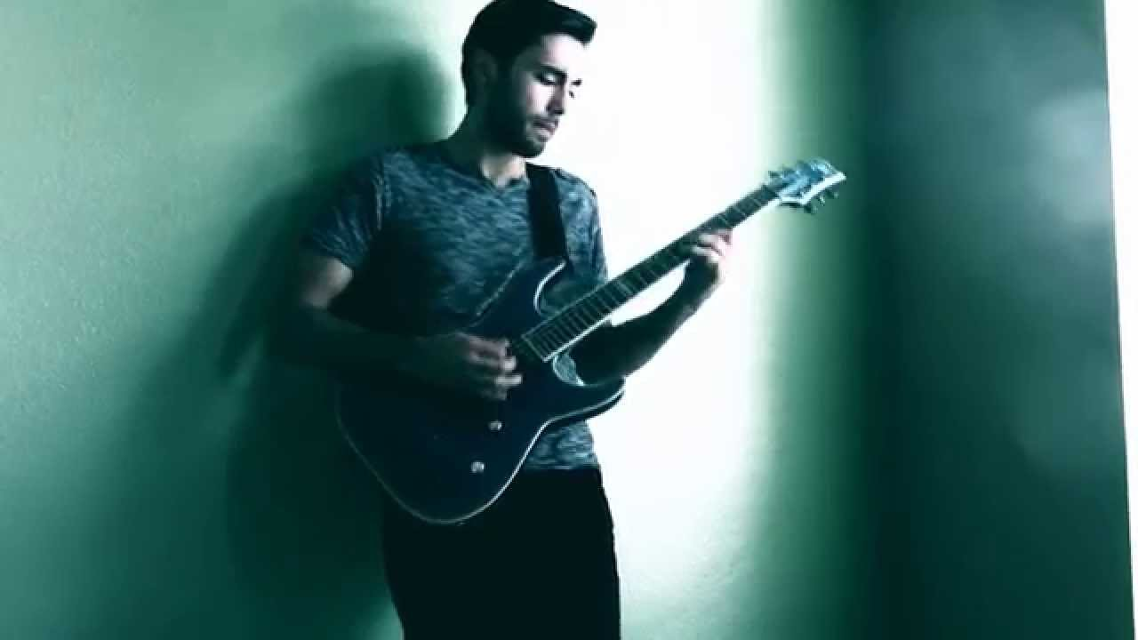 Sia - Chandelier - Electric Guitar Cover - YouTube