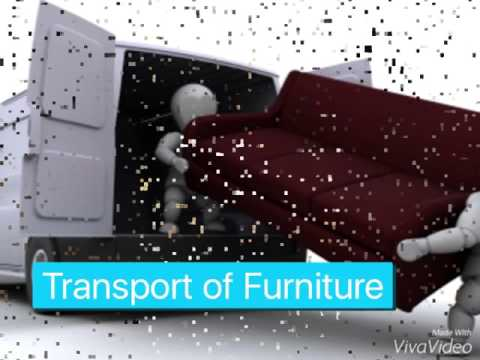 Transport of Furniture
