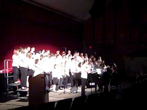 Bradford Area High School Combined Chorus