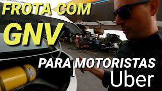 FROTA DE CARROS COM GNV PARA MOTORISTAS UBER