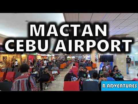 Mactan Airport & Flight Delays, Cebu City, Philippines S3, Travel Vlog #122