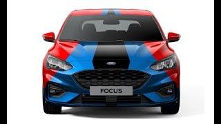 2019 Ford Focus ST-Line Color