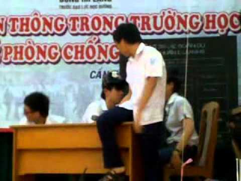 Kịch phòng chống bạo lực học đường
