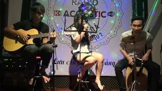 Họa Tâm | Guitar Quang Pea Cover | Cajon Minh Đạt | R - Acoustic |