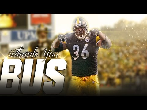 "Jerome ""The Bus"" Bettis ll Steelers Tribute ll"