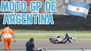 MOTO GP de ARGENTINA 2019 | una LOCURA!  #nuestroepicoviaje