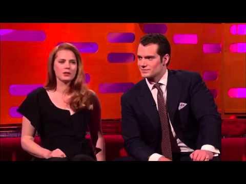 The Graham Norton Show S19 E1: Batman V Superman Cast Ben Affleck, Amy Adams, Henry Cavill