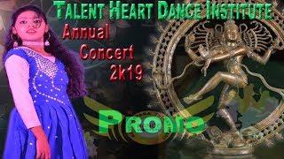 TALENT HEART 2k19 ANNUAL CONCERT PROMO