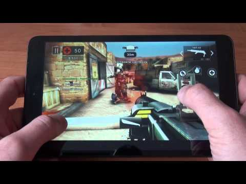 Alcatel OneTouch Pop 8 Dead Trigger 2 GamePlay