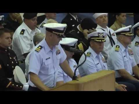 USCG Zulu 192 Graduation