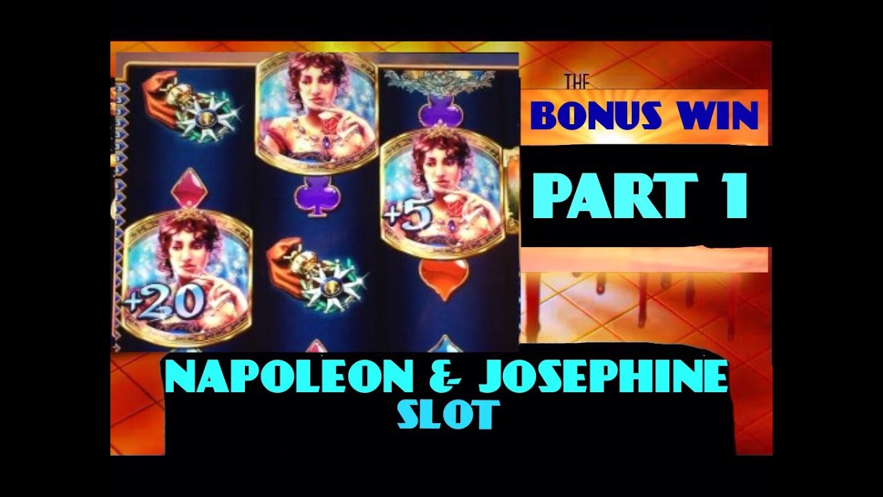 Napoleon & Josephine Slot Machine – Free Online Casino Game