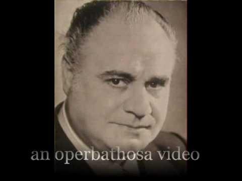 """Beniamino Gigli Enrico Toselli """"Serenata"""" Version 1 1926 New Jersey"""