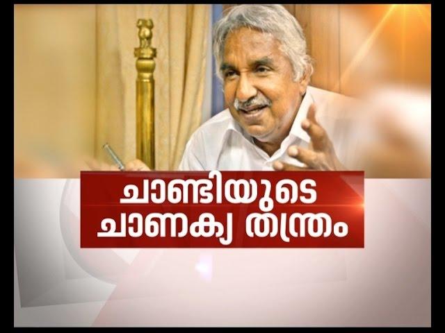 Oommen Chandy's controversial statements regarding BJP's opposition   News Hour Debate 8 May 2016