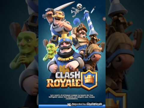 Clash royale farming de couronnes