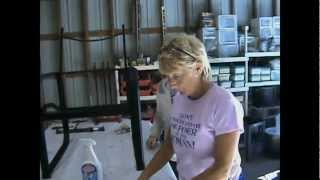 """""""slings"""" (part 1) How-to Replace A Chair Tropitone Chair"""