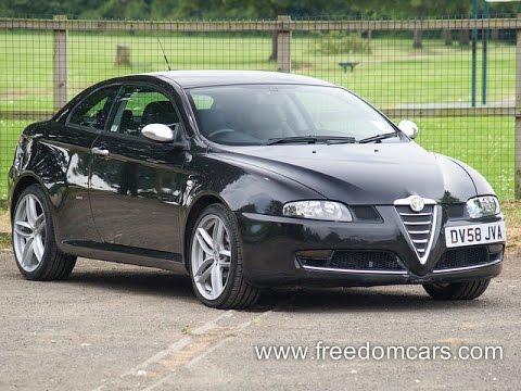Alfa Romeo GT 19 JTDm 16V Cloverleaf 2dr BOSE STEREO FULL LEATHER
