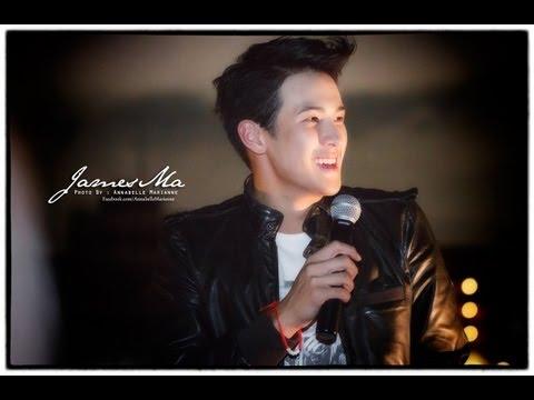 James Ma - Mini Concert &Talk Show