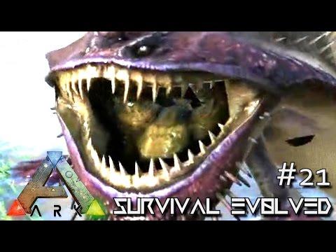 ARK: SURVIVAL EVOLVED - NEW MONSTER TAMES & CAVE RESCUE !!! E21 (ARK ANNUNAKI EXTINCTION CORE)