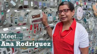 Ana Rodriguez: Refusing to be sidelined
