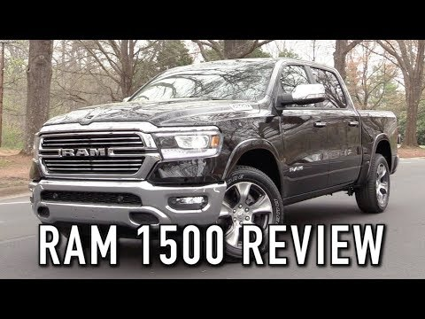 2019 Ram 1500 Laramie: Start Up, Test Drive & In Depth Review