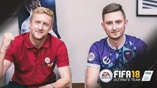 FIFA 18 Ultimate Team - Kamil Glik vs Lachu