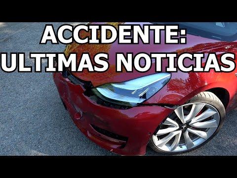 Accidente Tesla Model 3: últimas noticias