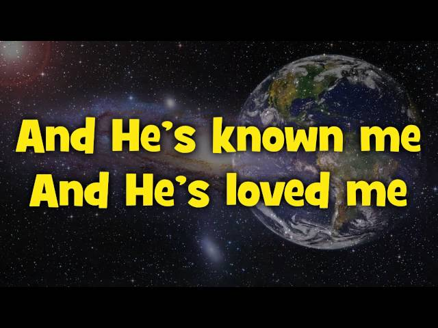 Great Big God (Lyric Video)