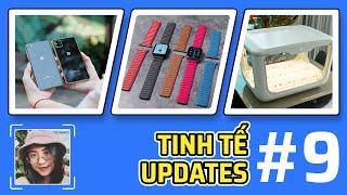 Tinhte Updates #9: máy trồng cây, dây da Apple Watch bị lộ, Bphone B86...