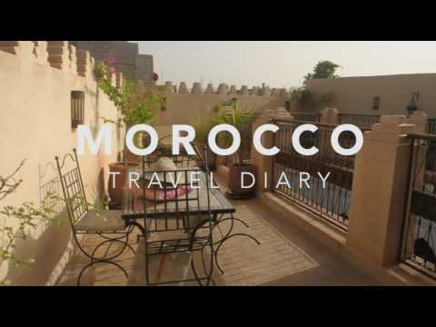 Morocco Travel Diary