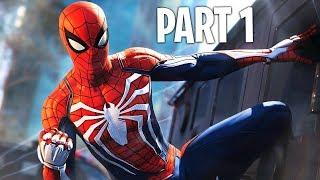 Spider Man PS4 Walkthrough Part 1 (Marvel