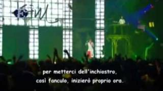 Eminem - Puke ( Sottotitoli in italiano )