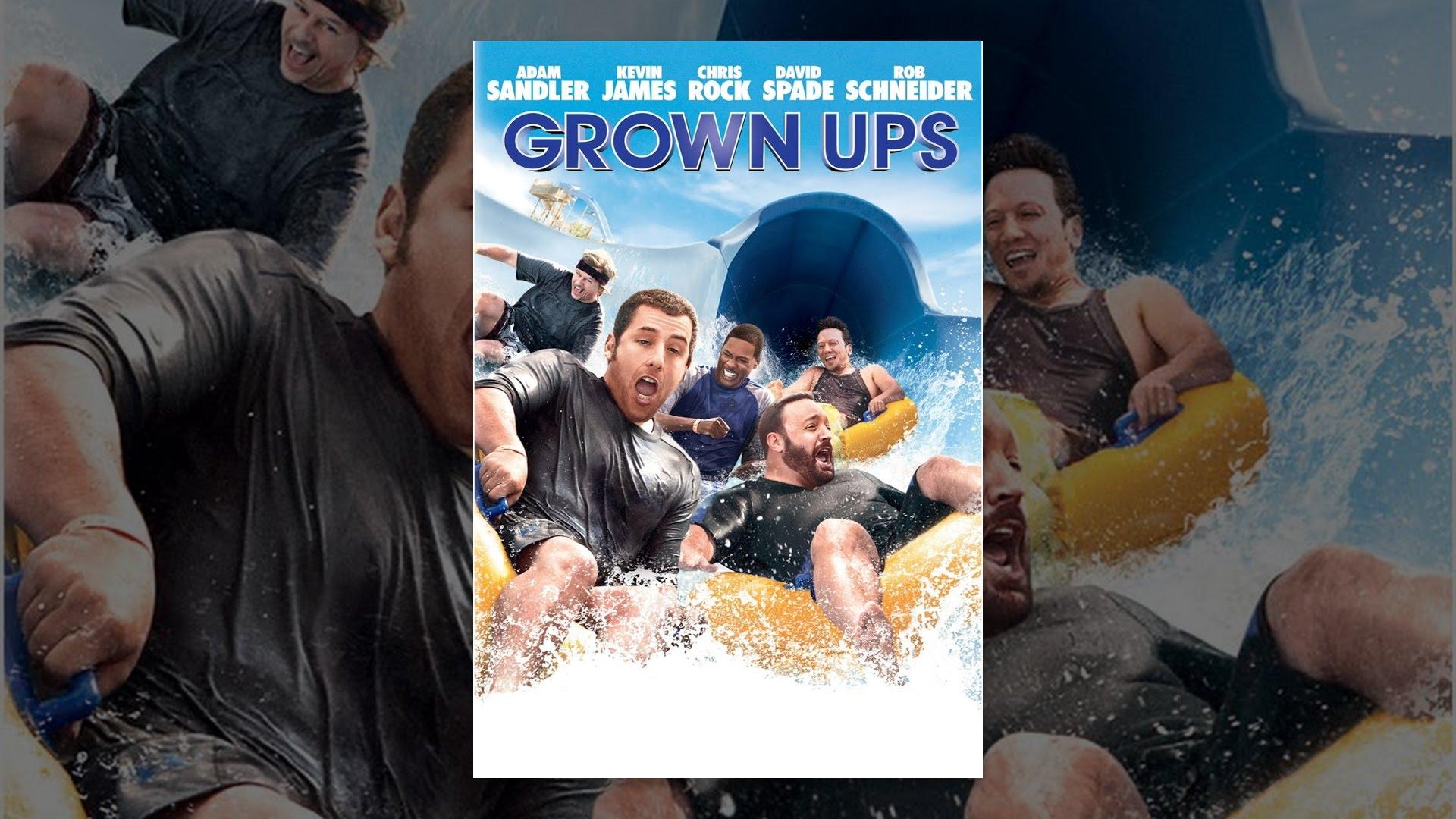 Download Grown Ups (2010)