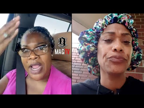 """Mo'Nique Responds To Critics Telling Her To """"Mind Her Business!"""" ?"""