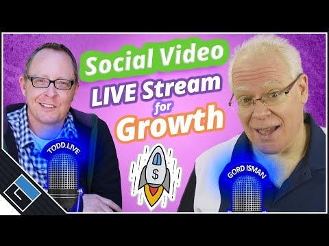 LIVE Streaming to Grow Your Small Business