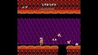 Hudson's Adventure Island II NES - Real-Time Playthrough