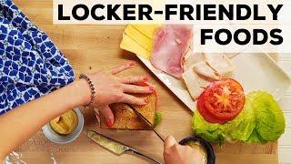 3 Locker-Friendly Foods for School | Food Network