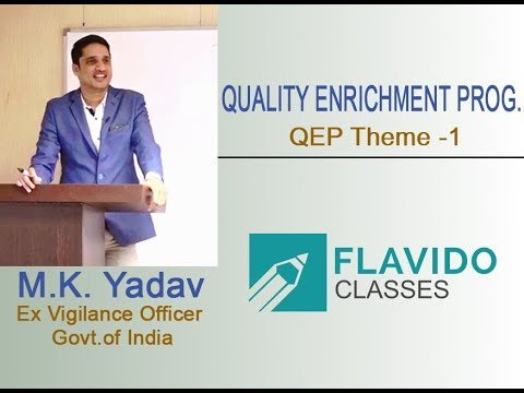 QEP Theme 1 - Indian Agriculture: Issues & Challenges | Must Watch Video for Mains'17