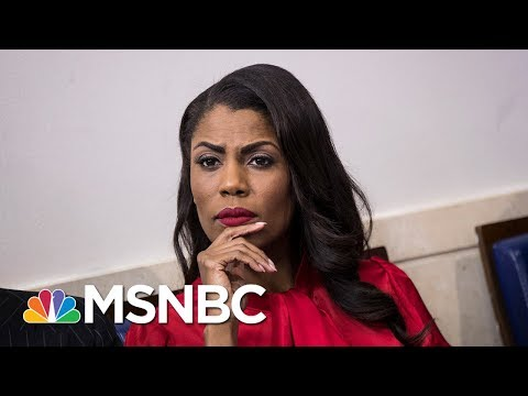 Trump Aide Omarosa Manigault-Newman To Leave White House Post In January | MSNBC