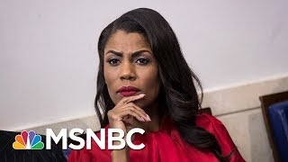 Trump Aide Omarosa Manigault-Newman To Leave White House Post In January | MSNBC thumbnail