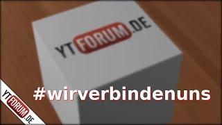 WIR STEHEN ZUSAMMEN | Youtuber Kooperation | #wirverbindenuns