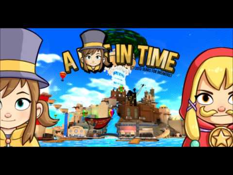 A Hat in Time Alpha - Hub Music (As of Update 5)